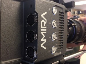 Arri Amira Audio