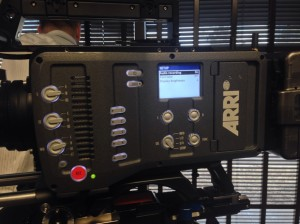 Arri Amira side view