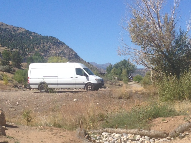 sprinter grip truck in durango