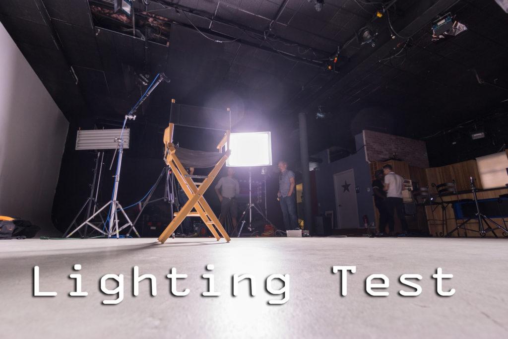 lighting tests